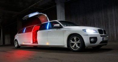 Най-новите характеристики на луксозните лимузини