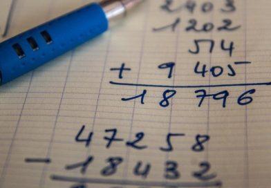 Какво е ментална аритметика