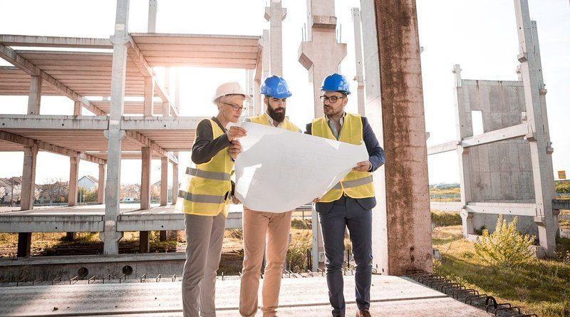 Различни видове строителни материали
