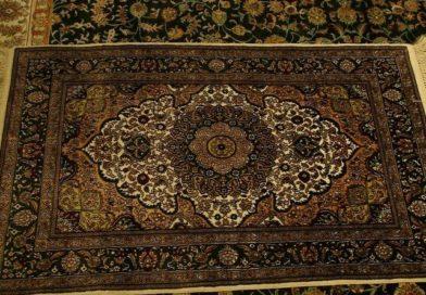 Как да почистя килим